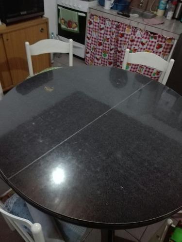 mesa extensible de formica