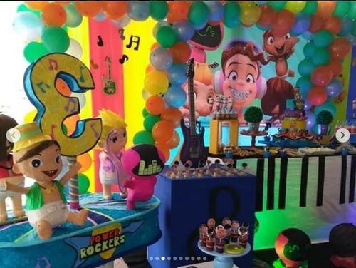 mesa fantasía, decoración