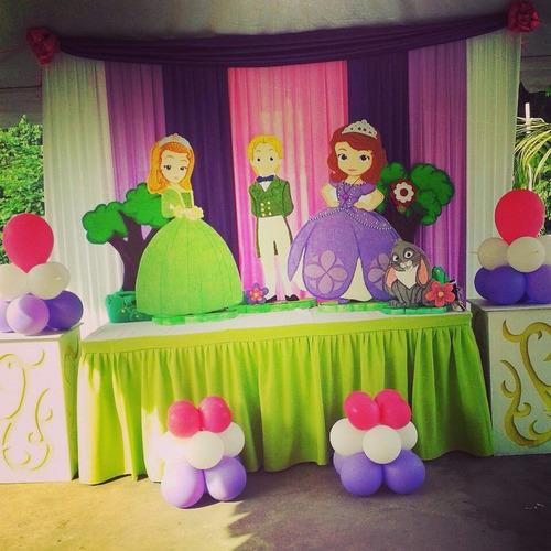 mesa fantasia, fiestas,