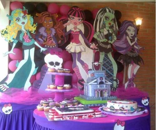 mesa fantasia monster high,frozen,equestria girl,escuadron