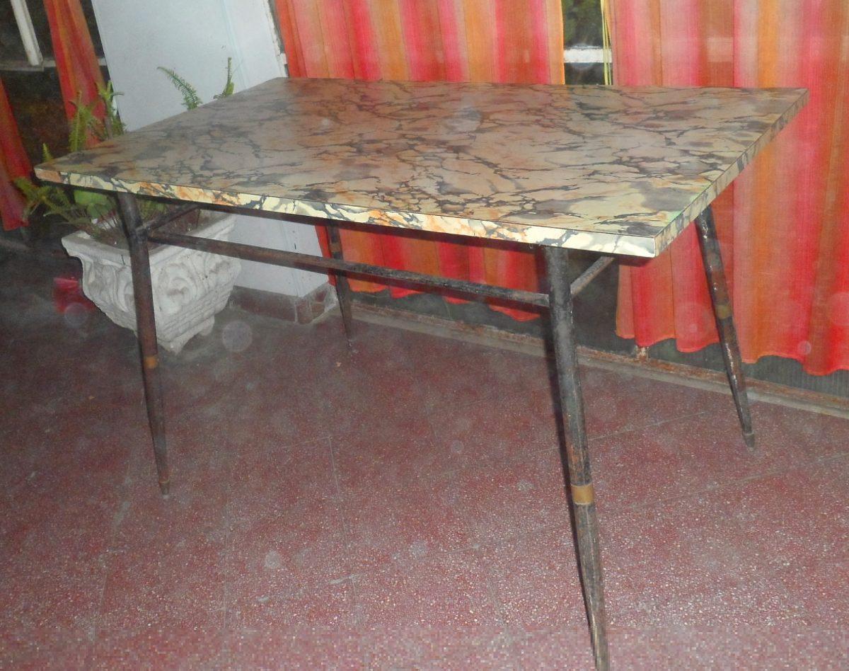 Mesa Formica Para Cocina Oferta - $ 1.500,00 en Mercado Libre