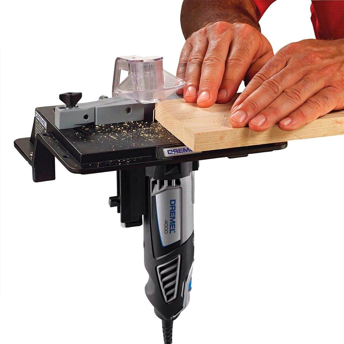 Mesa fresadora adaptador accesorio dremel 231 env o gratis for Mesa para fresadora