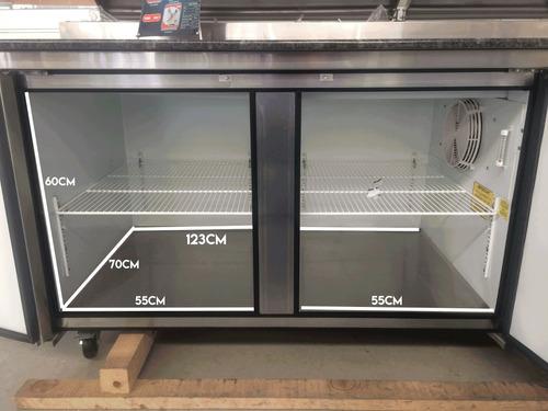 mesa fria de preparación ptp-11 torrey