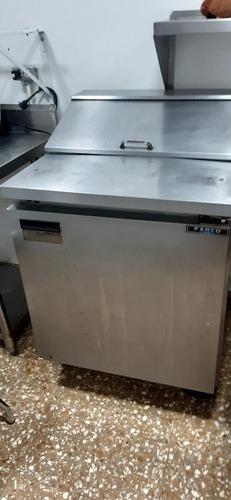 mesa fría de trabajo - pantry