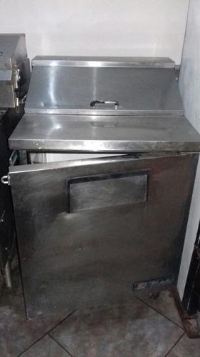 mesa fría para restaurante