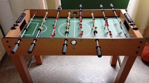 Mesa futbolito jeidy toys bs en mercado libre for Mesa futbolito