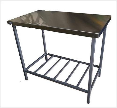 mesa gastronomía acerinox.   micro mesa