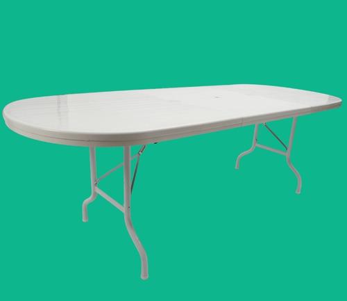 mesa gibraltar plegable - plásticos munro