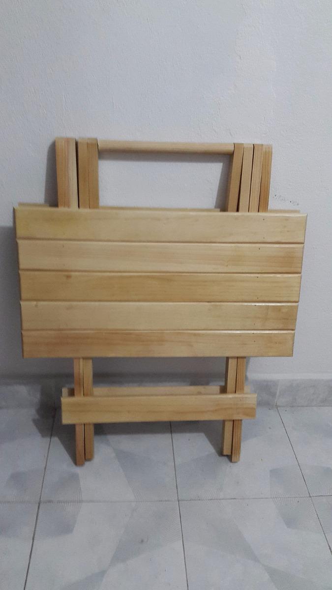 Mesa grande plegable de madera para casa y jard n 350 for Casas madera para jardin