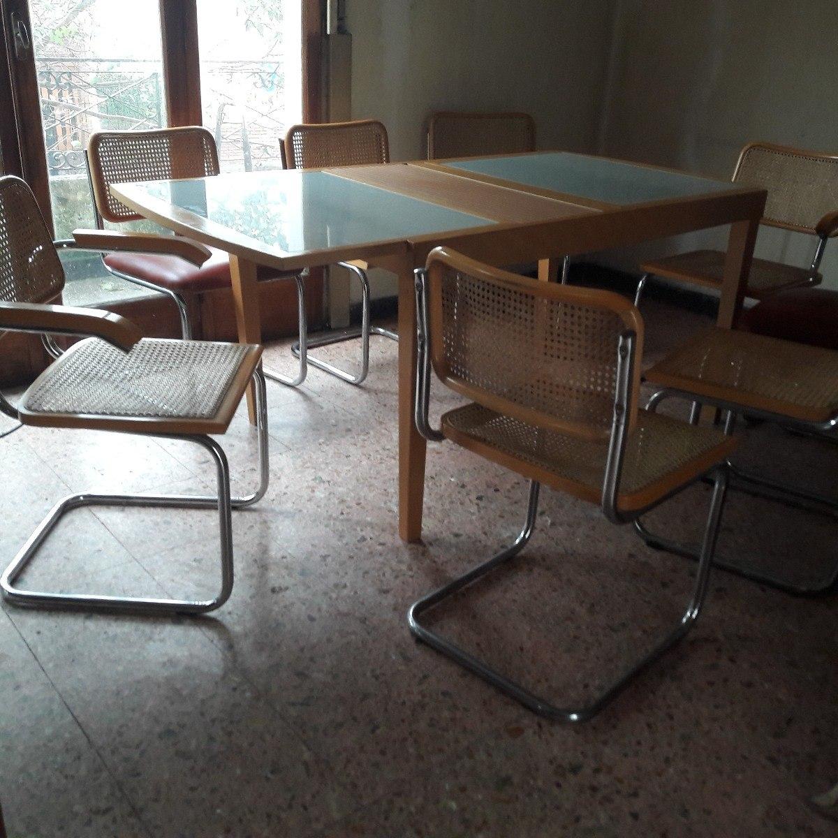 Ideal 000 00 Sillas Bauhaus Retro30 Cesca Breuer Oficina Mesa Comedor R54c3jqAL