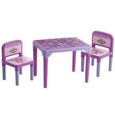 mesa infantil 2 cadeiras princesa sofia-1950 multibrink