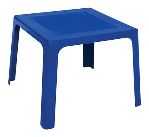 mesa infantil pequeñin rimax -azul