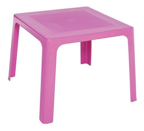mesa infantil pequeñin rimax -rosado