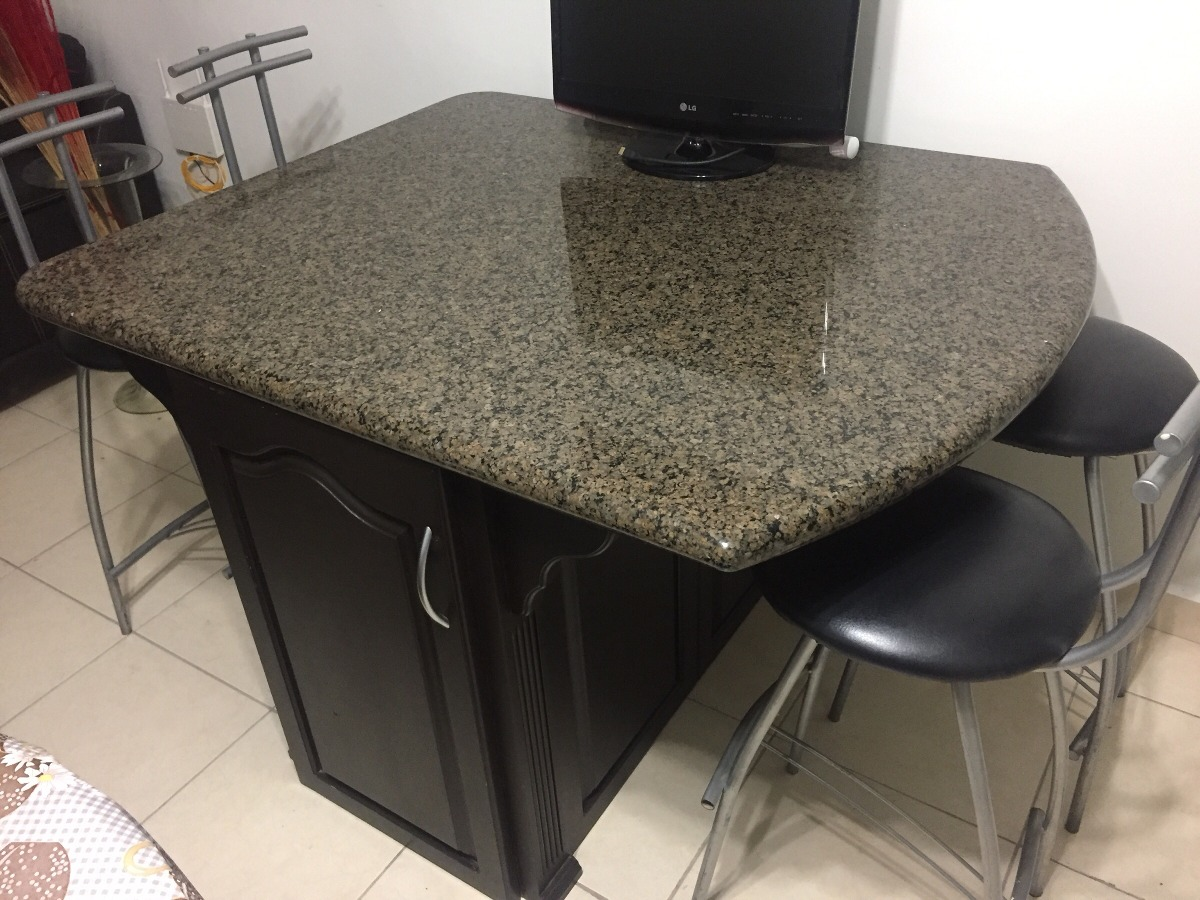 Mesa isla de cocina de granito y m rmol 12 en - Granito y marmol ...