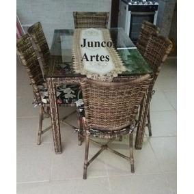 401460d59 Fibra Sintetica Para Enrolar Cadeiras - Mesa de Jantar no Mercado Livre  Brasil