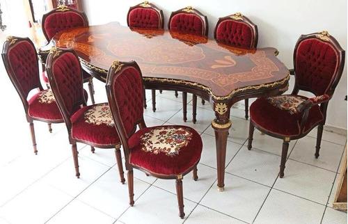 mesa jantar antigo