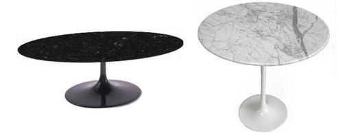 mesa jantar oval