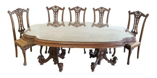 mesa jantar para