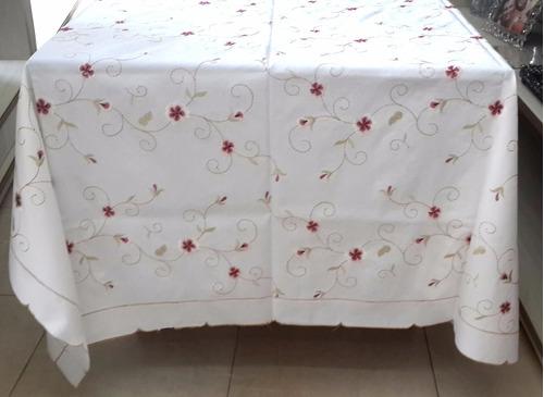 mesa jantar toalha