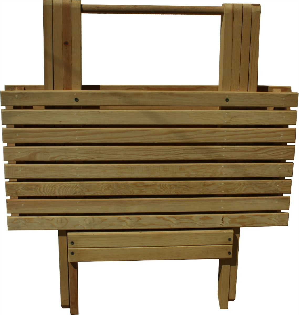 Mesa de jard n mueble plegable madera jardin o interiores for Rebajas muebles de jardin