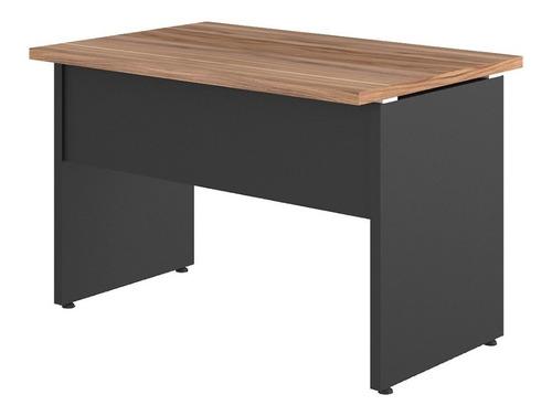 mesa l diretor 1,50x1,50 extensora gaveteiro atacadao moveis