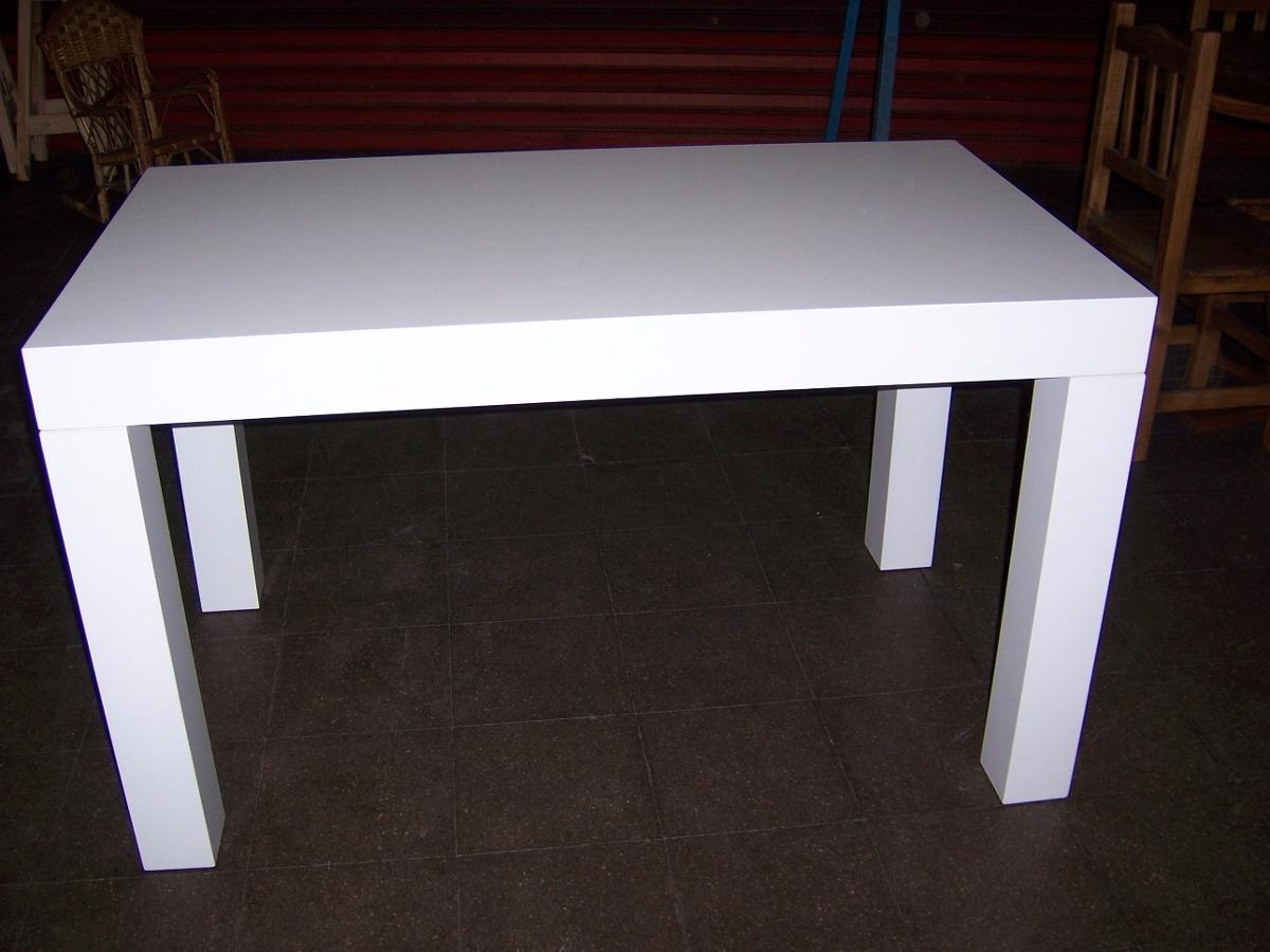 Genial mesas comedor cuadradas im genes mesa de comedor - Mesas modernas comedor ...
