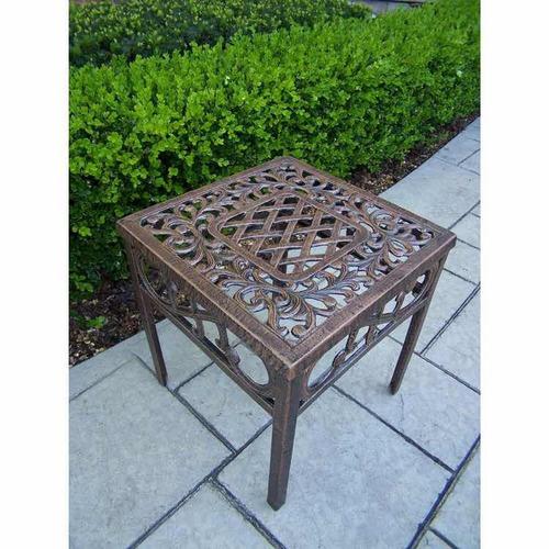 mesa lateral de aluminio oakland mississipi