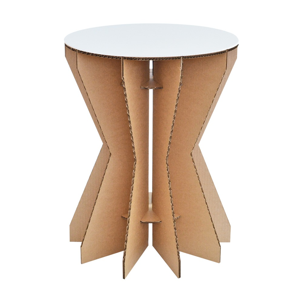 Mesa lateral de carton x3 dglaf con cubierta incluye 2 mesas en mercado libre - Mesas de carton ...