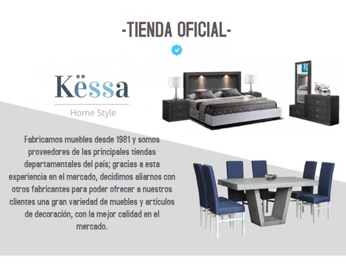 mesa lateral triangular këssa muebles