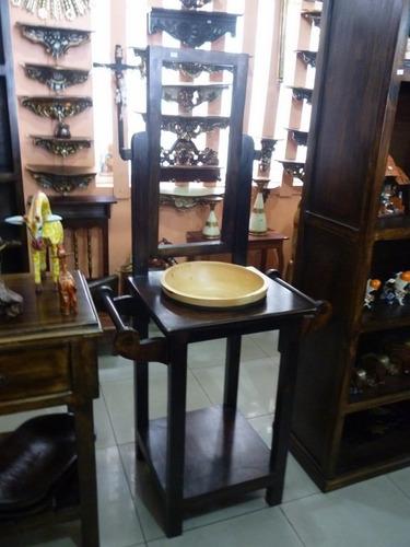 mesa lavamanos grande