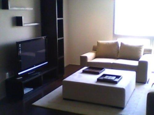 mesa lcd led dvd torre 4 estantes mas dos estantes flotante.
