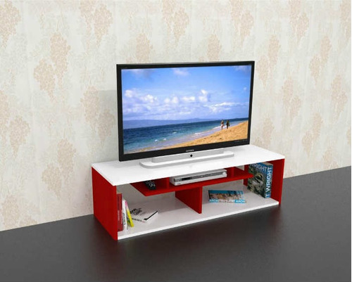 mesa lcd led - mueble - living - rack