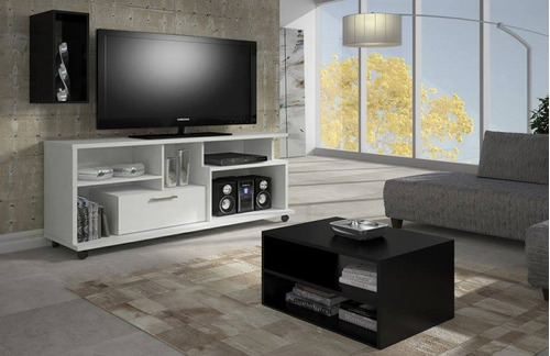 mesa lcd led - mueble - living - rack - modulo