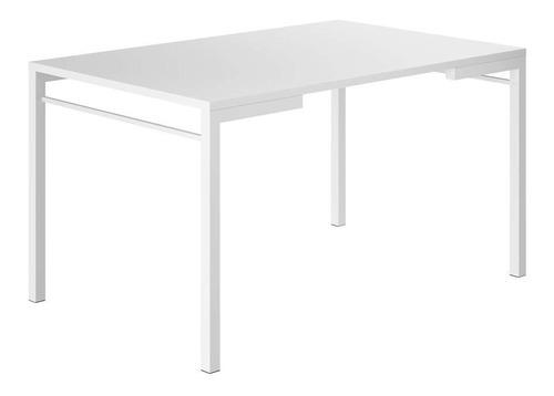 mesa leggy branca 1.4