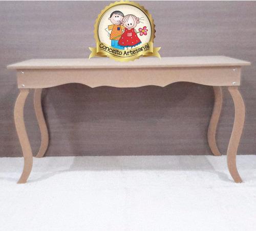 mesa luis xv 1.20 lisa decoração de festa mdf casamento