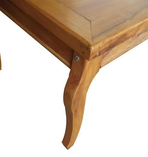 mesa luis xv pé simples