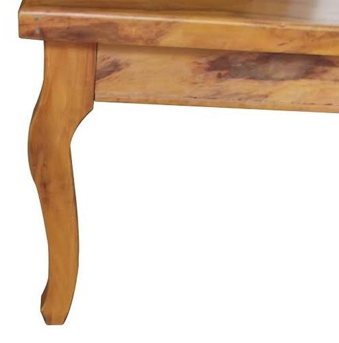 mesa luis xv pé simples  ( frete grátis )