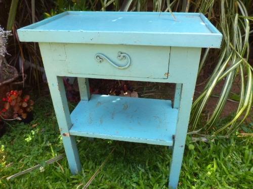 Mesa madera de campo pino antigua vintage 980 00 en - Mesa de campo ...