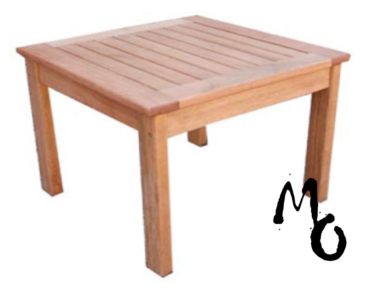 Mesas de jardin de madera muebles de jardn plegable for Mesa banco madera jardin