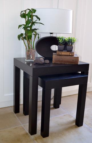 mesa madera ratonas