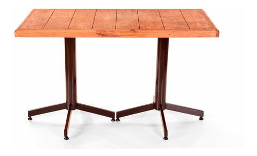 mesa madera restaurante bar cafetería lounge cocina taqueria