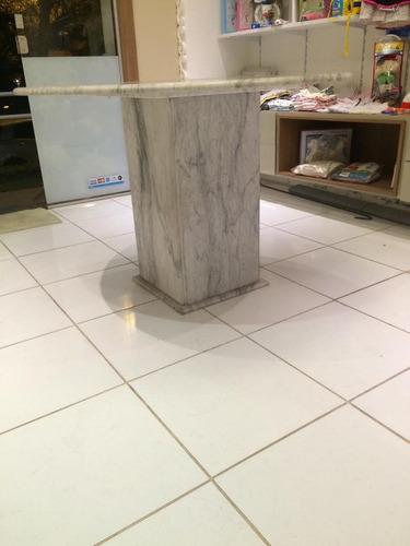 mesa mármore redonda