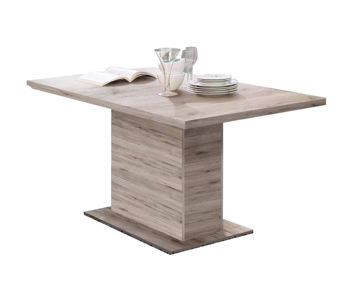 Mesa Melamina Rectangular Comedor Vajillero Cocina Moderna - $ 5.438 ...