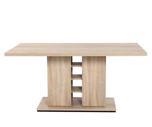 mesa melamina rectangular comedor vajillero cocina moderna