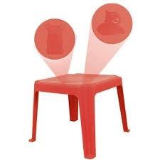 mesa mesinha infantil com 2 cadeiras teddy decorada vermelha