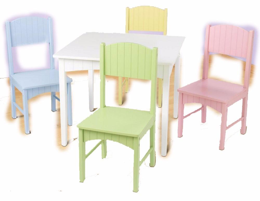 Mesa mesita con sillas kidkraft juego tareas para ni os for Cosevi sillas para ninos 2017
