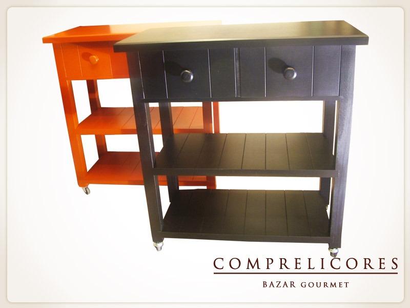 Mueble auxiliar para cocina resultado de imagen para for Mesa auxiliar isla de cocina