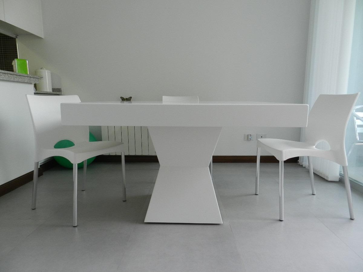 Mesas para cocina modernas mesa extensible mesas - Mesas modernas de cocina ...