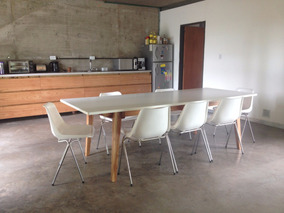 Moderna Mesa Laqueado Personas Mueble Para 8 Aj4cLq3R5