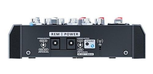 mesa mx player stetsom stm1003 stereo 12v 3 canais bluetooth